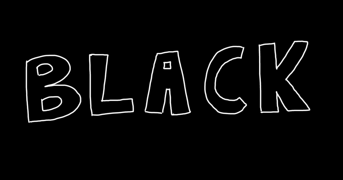 Black OpenGraph Image