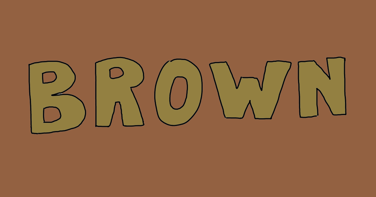 Brown OpenGraph Image
