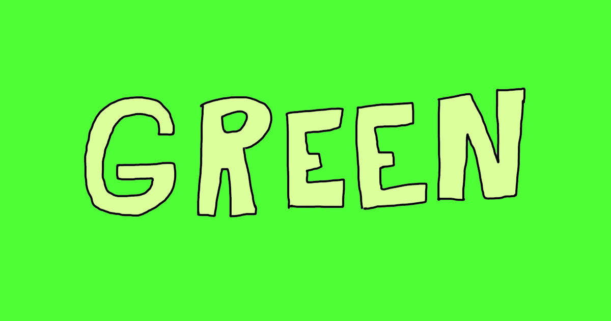 Green OpenGraph Image