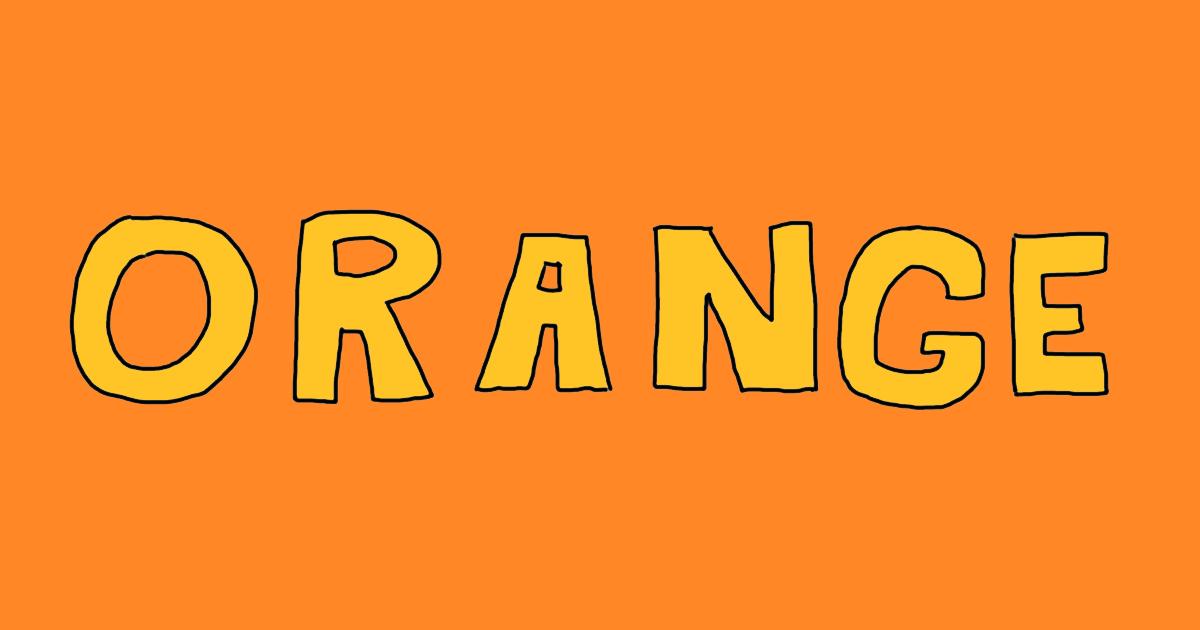 Orange OpenGraph Image