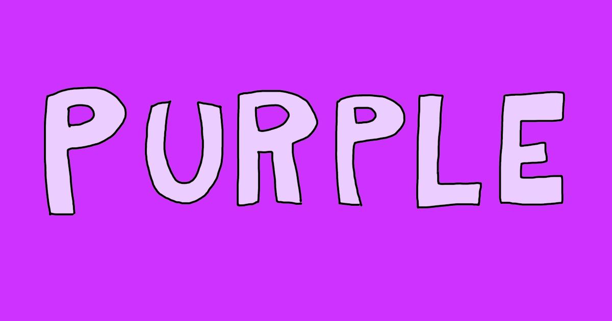 Purple OpenGraph Image