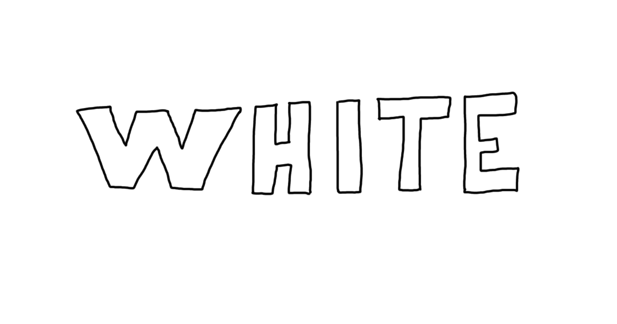 White OpenGraph Image